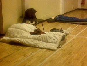 Night shelter 1