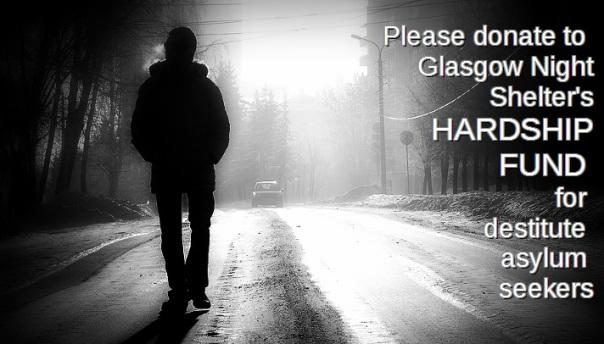 Hardship fund banner image