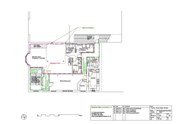 First floor final plan