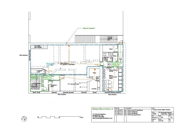 Second floor final plan.
